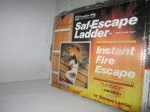 Saf-Escape Fire Ladder in Camp Pendleton, California