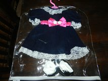 Doll dress for Elite Doll in Aurora, Illinois