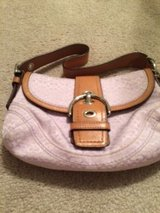 Coach Signature Mini Flap in Lilac in Morris, Illinois