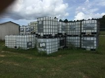 275 & 330 Gal Water Totes w/ Aluminum Cages in Huntsville, Alabama