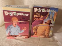"Set of A To Z Mystery Books  ""F"" Missing in Joliet, Illinois"