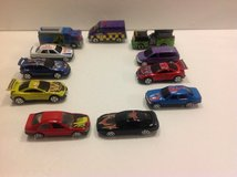 MATCHBOX/HOT WHEELS CAR LOT ( 11 CARS ) in Aurora, Illinois