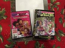 Bratz Movie & Monster High Book in Fort Campbell, Kentucky