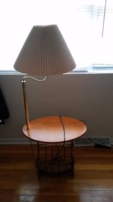 Night stand w/ built in lamp in Fort Leonard Wood, Missouri
