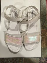 Girl's Strappy Sequin Sandals in Fort Campbell, Kentucky