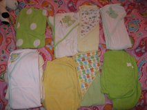 Baby towels and wash cloths in Joliet, Illinois