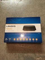 LINKSYS N600 DUAL BAND Wi-Fi ROUTER in Fairfield, California