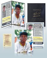 KEN GRIFFEY JR Moeller High School 8x10 Photo with FOLIO & COA #/2000 in Tacoma, Washington