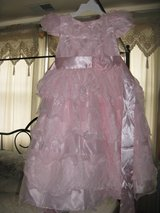 Gorgeous Pink Dress - 6T in Naperville, Illinois