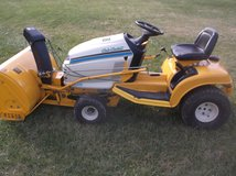 Cub Cadet Model AGS 2130 Riding Mower with Snow Thrower in Fort Knox, Kentucky