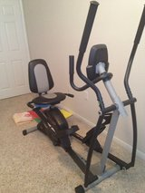 """ProForm """"Hybrid"""" Recumbent/Elliptical Trainer is taking up space, not being used... in Houston, Texas"""