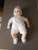 "21"" Baby Boy Doll in Naperville, Illinois"