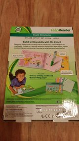 LeapFrog LeapReader Deluxe Writing Workbook: Learn to Write Letters with Mr. Pencil in Alamogordo, New Mexico