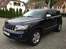 2011 Jeep Grand Cherokee Limited in Spangdahlem, Germany
