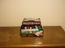 New Texas Holdem Poker Set in Fort Campbell, Kentucky