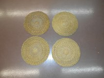 4 Pcs Wicker Placemats in Spring, Texas