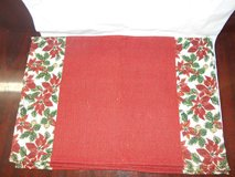 Christmas Cloth Placements - 4 Pcs in The Woodlands, Texas