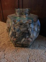 Giant Jar of Corks in Beaufort, South Carolina