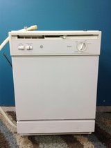 White GE Dishwasher(nautilius) in Tomball, Texas