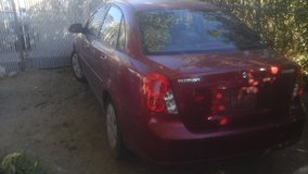 2006 Suzuki Forensa(parting out, engine and transmission sold) in Barstow, California