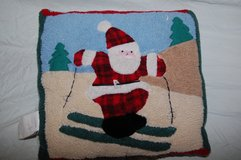 Santa Pillow in Fort Leonard Wood, Missouri