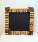 Wine Cork Chalkboard in Naperville, Illinois