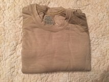 Tan t-shirts 4 pack Small in Clarksville, Tennessee