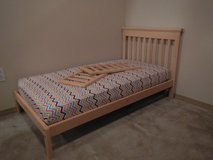 toddler bed with mattress in Fort Lewis, Washington