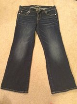 American Eagle Outfitters Jeans Dark Blue in Fort Riley, Kansas