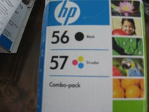 HP Ink Cartridge Black and color pack in Alamogordo, New Mexico