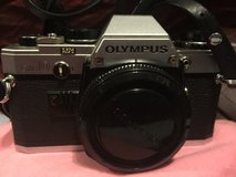 Olympus OM10   35mm Camera and case in Fort Riley, Kansas