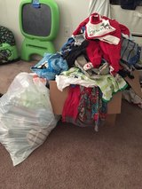 Huge lot of 0-6 months boy clothes in Lake Elsinore, California