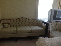 Matching Couch and Chair in Bolling AFB, DC
