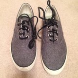 CVO WOOL GREY SPERRY TOP-SIDER (UNISEX) in Fort Riley, Kansas