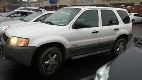2001 Ford escape in Fort Campbell, Kentucky