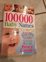 100,000 + Baby Names in Lockport, Illinois