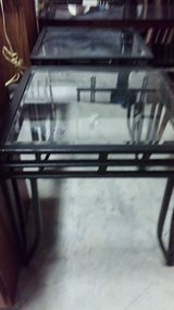 2 glass tables in Houston, Texas