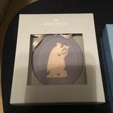 2 NEW in Box Wedgwood Jasper Annual Porcelain Ornaments in Naperville, Illinois