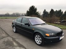 2002 BMW 320i AUTOMATIC, CRUISE CONTROL, GLAS ROOF - SPORT in Wiesbaden, GE