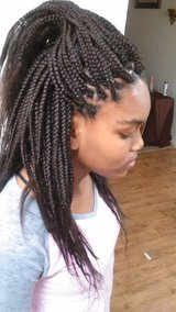 Braids and all styles in Hinesville, Georgia