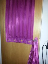 lilac color windows curtains in size 300×250 in Ramstein, Germany