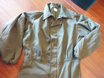 Cold Weather Mechanic's Coveralls in Camp Lejeune, North Carolina