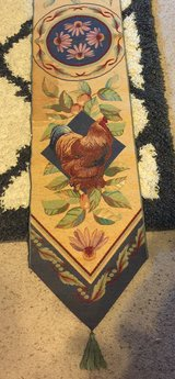 Tapestry Rooster Runner in Columbus, Georgia