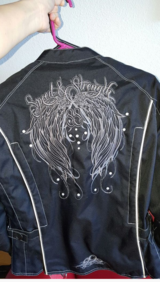 Women's Motorcycle Jacket in Honolulu, Hawaii