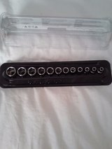 Snap on Shallow metric socket set -6 point (12piece) NEW in Los Angeles, California