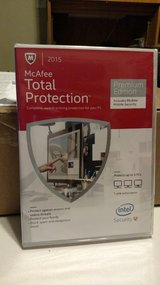 McAfee Total Protection 2015 3 PC in Fort Riley, Kansas