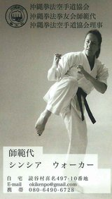 Karate Group & Private Lessons in Okinawa, Japan