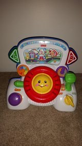 Fisher Price laugh and learn rumble driver in Bolingbrook, Illinois