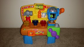Fisher Price Laugh and Learn Workbench in Bolingbrook, Illinois