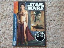 Star Wars Princess Leia Fathead in Camp Lejeune, North Carolina